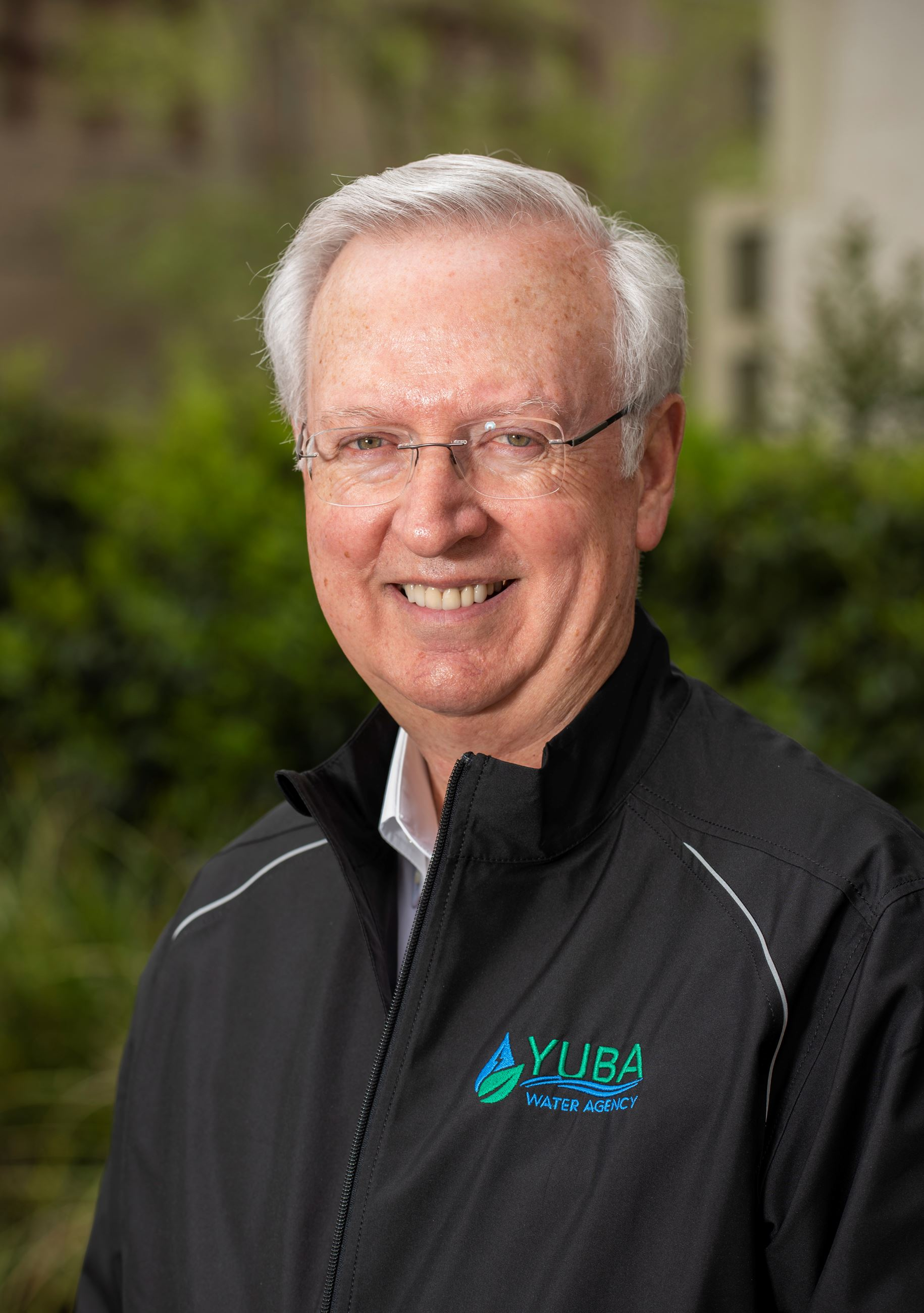 Yuba Water Agency Director Randy Fletcher